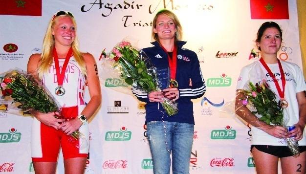 Triathlon international d'Agadir : Katie Hewison et  Conor Murphy vainqueurs de la deuxième édition