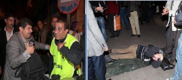 Deux journalistes tabassés par les forces de l'ordre à la veille de la Journée nationale de l'Information : La liberté de la presse malmenée