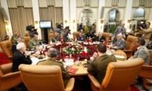 Initiative «5+5 Défense» : Réunion à Rabat des chefs d'états-majors des pays membres