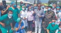 Les artistes libanais louent l'aide humanitaire et médicale du Maroc