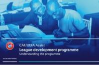 La CAF et UEFA Assist lancent un  programme de développement des ligues