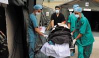 9.400 prestations réalisées par l'hôpital militaire marocain de Beyrouth