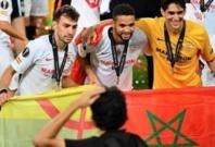 LaLiga rend hommage à ses internationaux marocains
