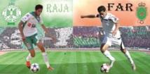 Finale de la Coupe du Trône de football : FAR-Raja pour une explication inédite