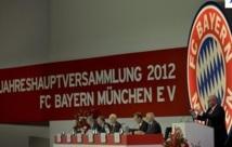 Chiffre d'affaires record pour le Bayern Munich