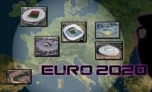 Euro-2020 dans plusieurs pays