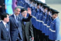 Tournée asiatique pour Obama: Rééquilibrage de la diplomatie américaine en Asie