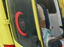 L'Egypte en deuil: Une cinquantaine d'enfants ont péri dans un accident ferroviaire