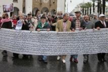 Violations des droits de l'Homme : Marche contre l'impunité