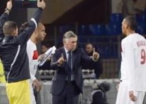 L'aveu d'Ancelotti : Le PSG officiellement en crise