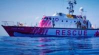 Banksy au secours des migrants, affrète un navire en Méditerranée