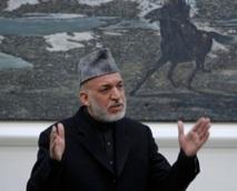 Afghanistan : Karzaï accuse Washington d'avoir enfreint l'accord sur Bagram