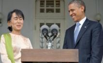 Périple asiatique du président des Etats-Unis : Barack Obama manie louanges et pressions en Birmanie