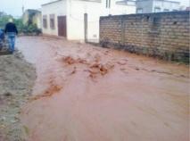 Tahla subit les foudres de la pluviométrie et des politiques