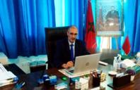Mohamed Bakkali, doyen de la Faculté des sciences et techniques d'Al Hoceima