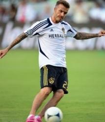 Beckham annonce son départ des Los Angeles Galaxy : La star serait attendue en Australie