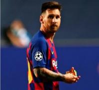 Messi durcit son bras de fer avec le FC Barcelone