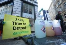 S.O.S danger ! : Vêtements griffés toxiques