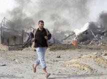 Clinton à Ramallah : Poursuite des hostilités dans la Bande de Gaza