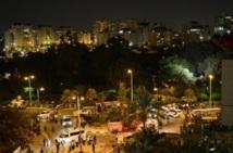 Une explosion dans un bus  à Tel Aviv fait une dizaine de blessés