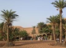 Des chercheurs universitaires associés au projet : Les régions oasiennes optent pour le géo-tourisme