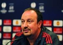 """Benitez entraîneur de Chelsea """"par intérim"""""""