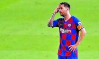 """""""Messi reste !"""""""