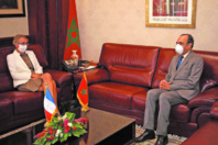 Habib El Malki : Sous la sage conduite de S.M le Roi, la diplomatie du Royaume tient à faire prévaloir le dialogue pour résoudre les différends