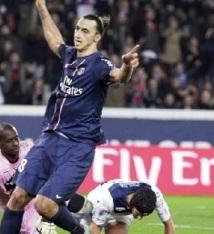 Ligue 1 : Ibra ramène Paris en haut