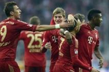 Bundesliga : Le carton du Bayern