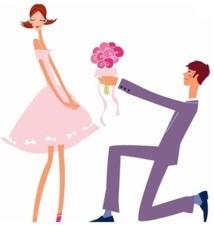 Insolite : Demande en mariage