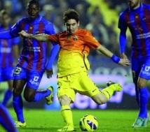 Le Barça prend le large