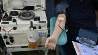 """Le traitement grâce au plasma, """"lueur d'espoir """" en Egypte"""