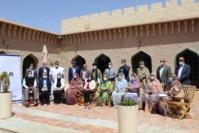 Installation des nouveaux membres de la CRDH de Laâyoune-Sakia El Hamra