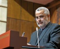 Abdelilah Benkirane vendredi devant la Chambre des représentants