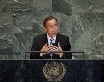Sahel : Ban Ki-moon pour une opération prudente au Mali