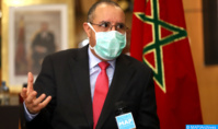 Moulay El Hassan Hbid, président de l'Université Cadi Ayyad de Marrakech