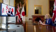 Londres conclut avec Tokyo son premier accord commercial majeur post-Brexit