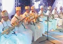 """Composante essentielle du répertoire musical marocain : """"L'art des Rouayess"""" à l'honneur à Dcheira Jihadiya"""