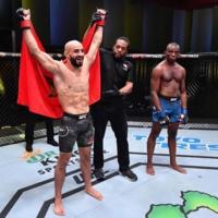 Victoire par KO d'Ottman Azaitar