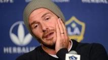 David Beckham intéresse Monaco