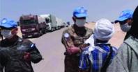 Le Polisario prépare ses miliciens pour une nouvelle fermeture de Guerguerat avant octobre