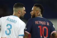 Neymar accuse un joueur de Marseille
