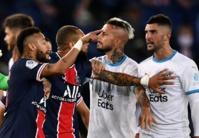 Le duel Paris SG-OM se poursuit après les accusations de racisme de Neymar