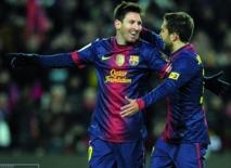 Liga : Le Real se rassure et le Barça cartonne