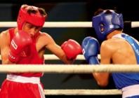 La jeune génération de boxeurs à l'épreuve