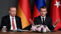 """Erdogan s'en prend à Macron le qualifiant d'""""ambitieux incapable"""""""