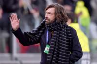 Pirlo au banc d'essai à la Juventus