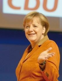 A dix mois des législatives allemandes : Angela Merkel part favorite pour un troisième mandat