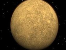 De l'eau glacée sur Mercure